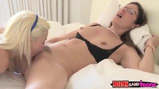 Sexual affair with Chloe Foster,  Michael Vegas,  Samantha Ryan