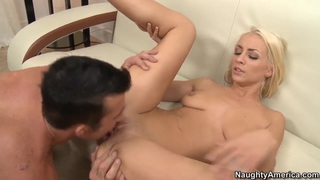 Billy Glide is not only a friend of Lexi Swallow, he fucks her