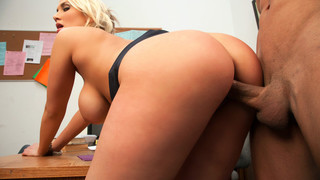 Alanah Rae & Marco Rivera in Naughty Office
