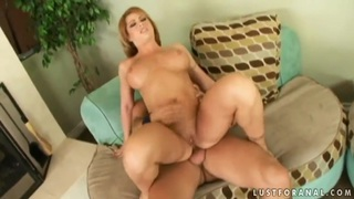 Brooke Haven drills big hard cock of her neighbor